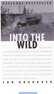Books with Emma: Into the Wild
