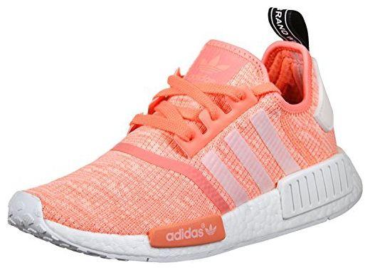 adidas Originals NMD_R1 W Damen Sneaker BY3034 Sun Glow Gr