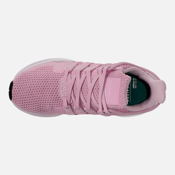 best website 3032e ef101 ... Top view of Girls Grade School adidas EQT Support ADV Casual Shoes in  Aero Pink Women adidas Originals ...