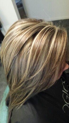 Paul Mitchell 5na Highlight Hair Color Pinterest Hair Paul