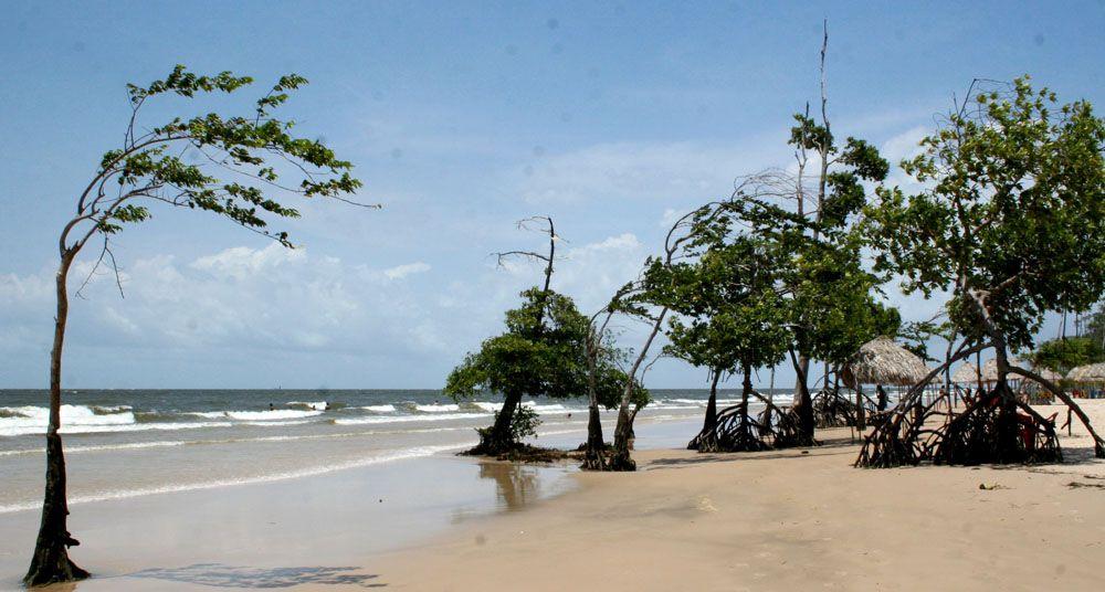 Praia Barra Velha - Ilha de Marajó, Soure (PA)