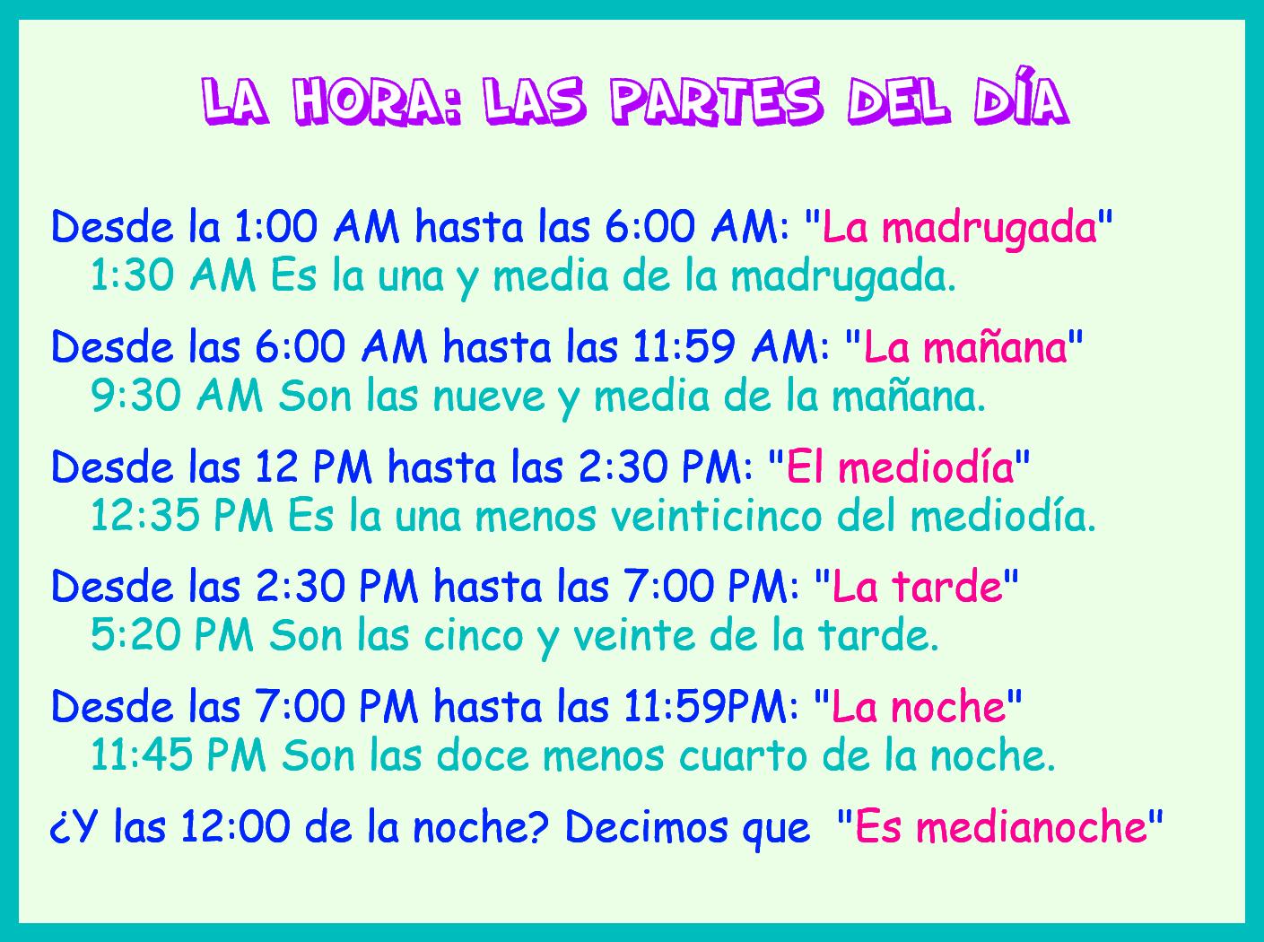 Me Encanta Escribir En Espanol El Tiempo