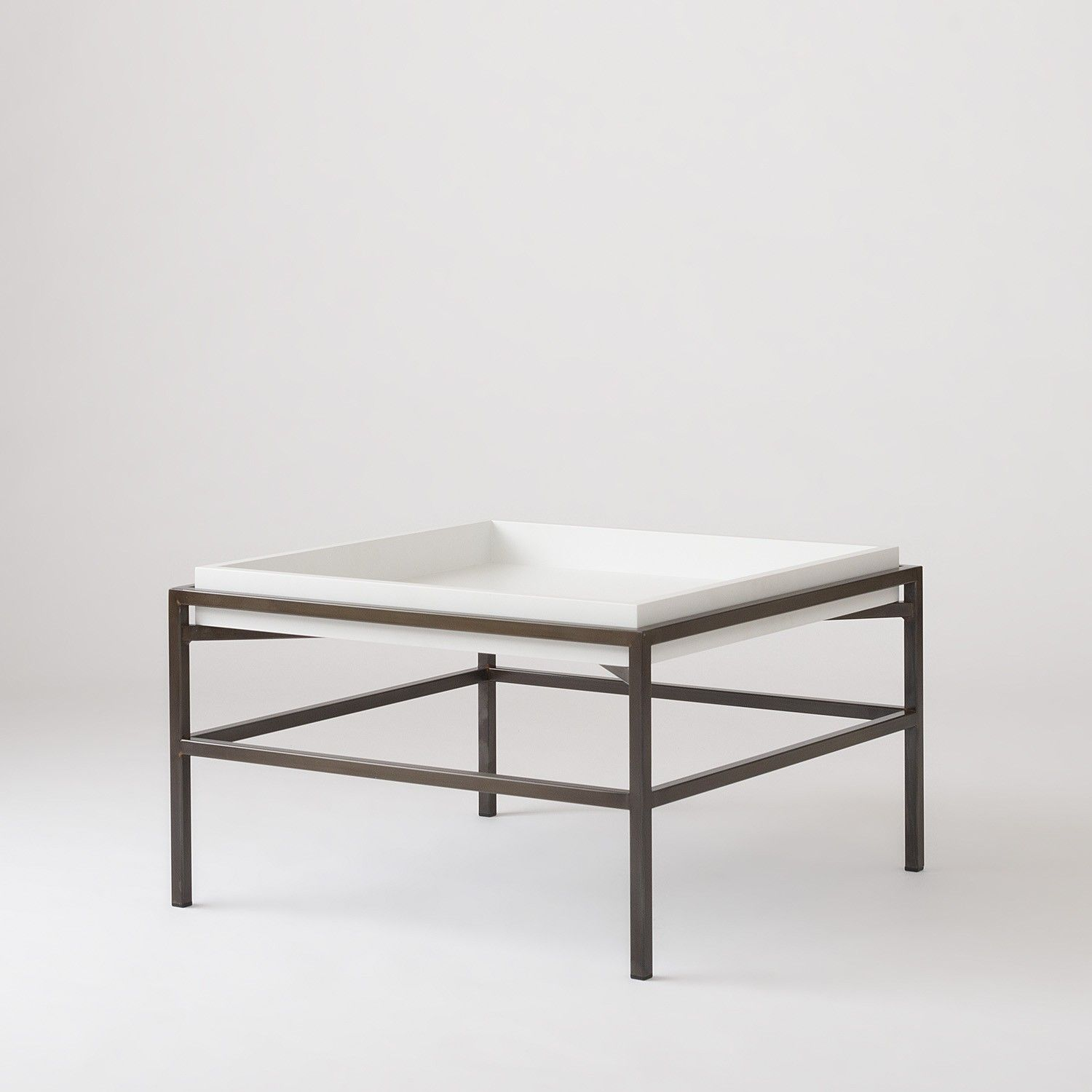 Hoyt Coffee Table  White - Accent Tables - Furniture