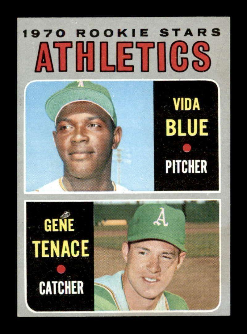 Oakland Athletics In 2020 Baseball Cards Vida Blue Oakland Athletics Baseball