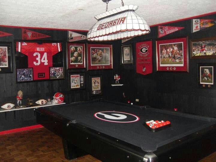 Georgia Bulldog Bedroom Ideas 2 Best Decorating Ideas