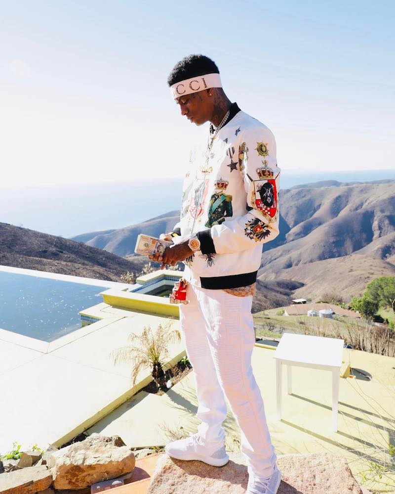 Soulja Boy Young Drako Releases Visuals For His New Drip Single Soulja Boy Hip Hop Artists Boys