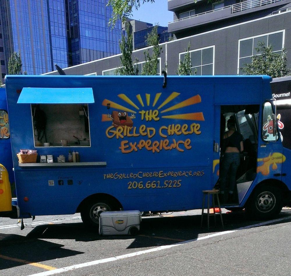 Trucks and ducks. Seattle food trucks, Seattle food