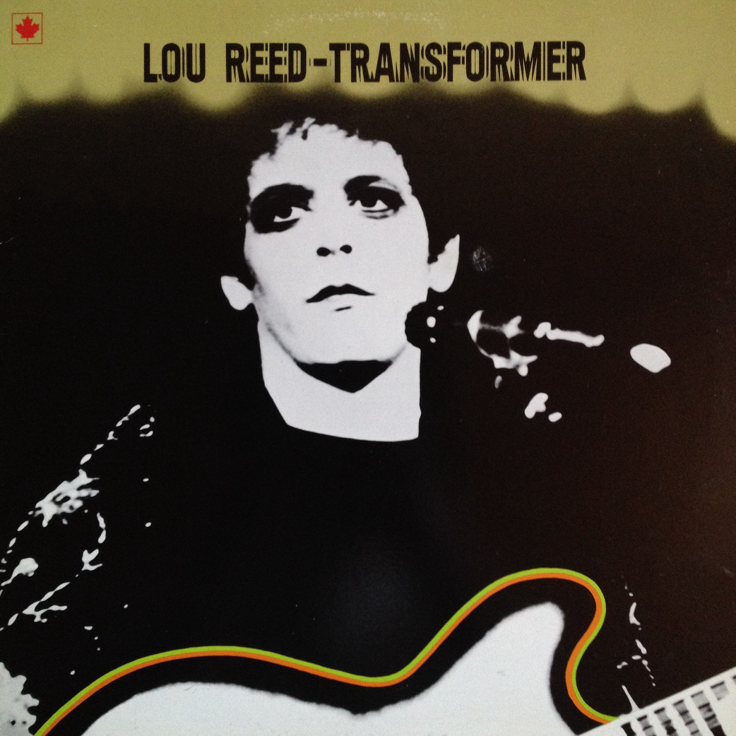 Lou Reed Transformer 33t With Images Lou Reed Transformer