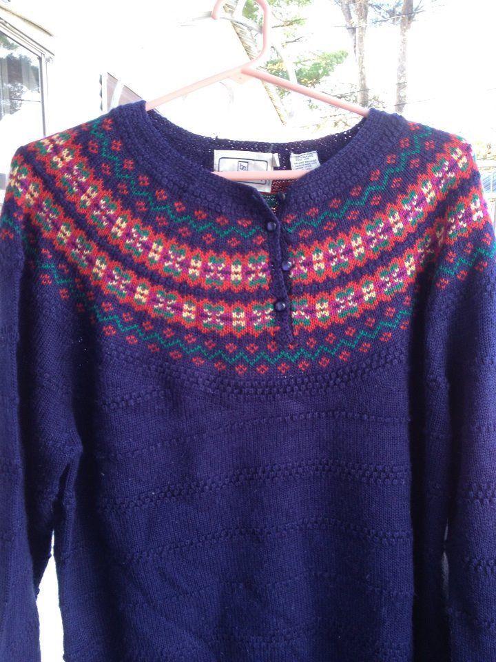 cd8027b866 Barry Ashley Women s Sweater 42 dark blue
