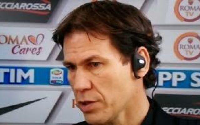 """Roma-Empoli: Garcia """"Dobbiamo chiudere le partite"""". Astori """"Contenti per il passaggio del turno"""" #roma #empoli #garcia #astori #interviste"""