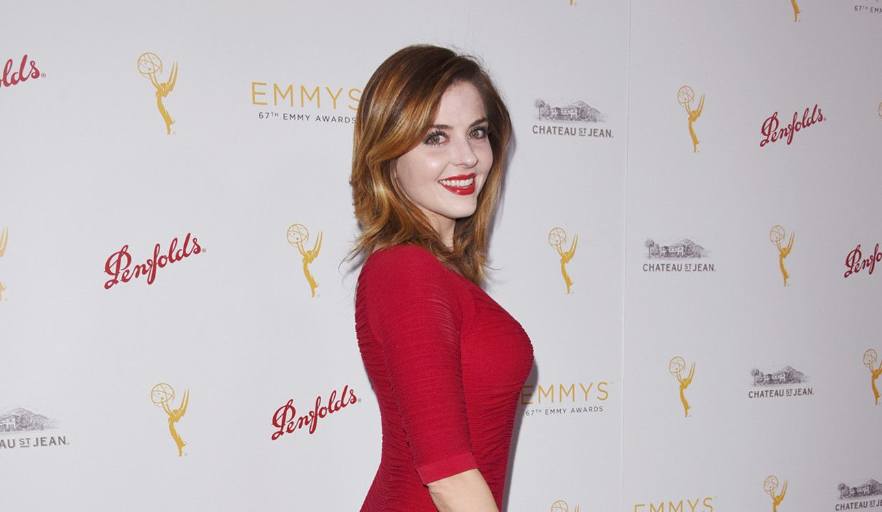 Hacked Jen Lilley nudes (95 pics), Is a cute