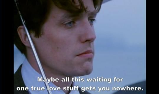 Four Weddings And A Funeral 1994 Tv Show Quotes Movie Lines Movie Quotes