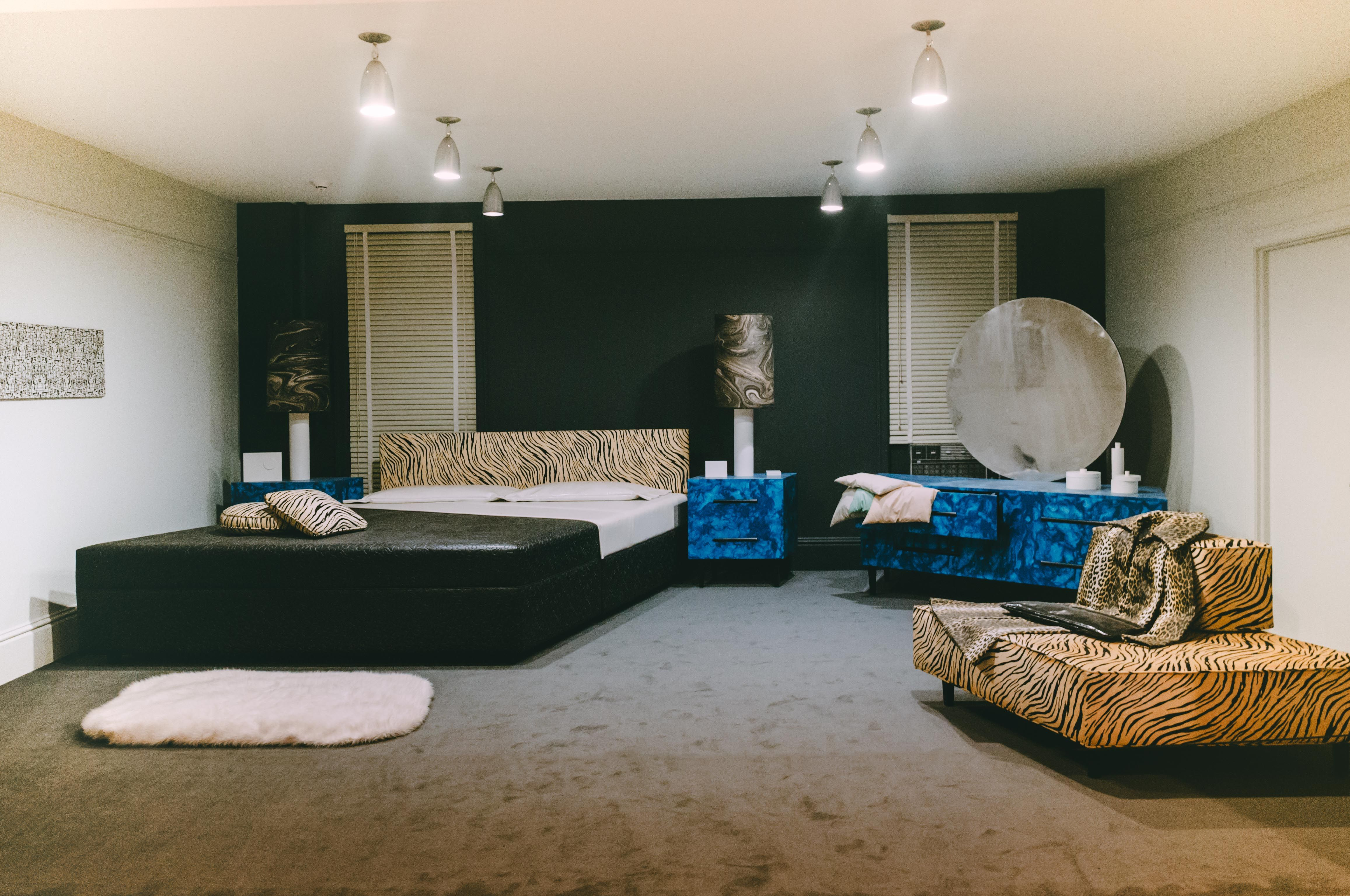 Claes oldenburg bedroom ensemble 1963