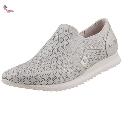 21 Silber UtqKywC6Ud 401 argent Mustang silber Mocassins 21 femme 1237 4qwY6Cxt