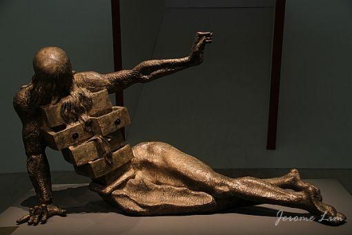 Salvador Dali - The Anthromorphic Man