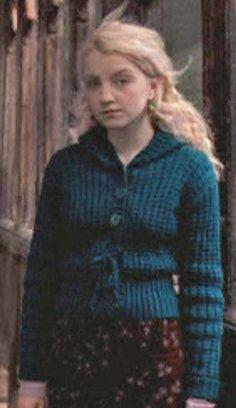 Luna Lovegood Sweater Google Search Knits Luna Lovegood Harry
