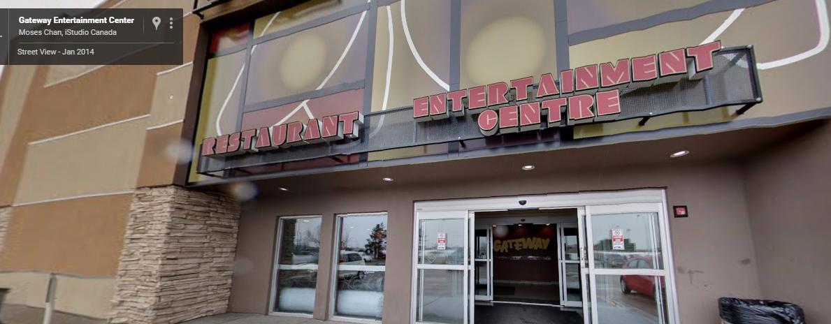 Walker Edmonton Gateway Entertainment Centre