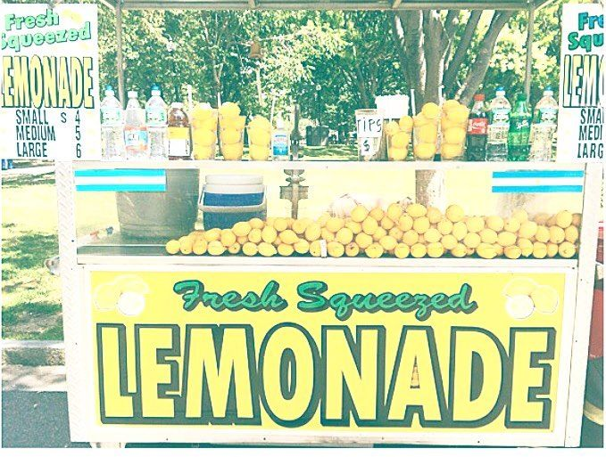 Anyone up for some fresh squeezed lemonade?  by maylivingjourney