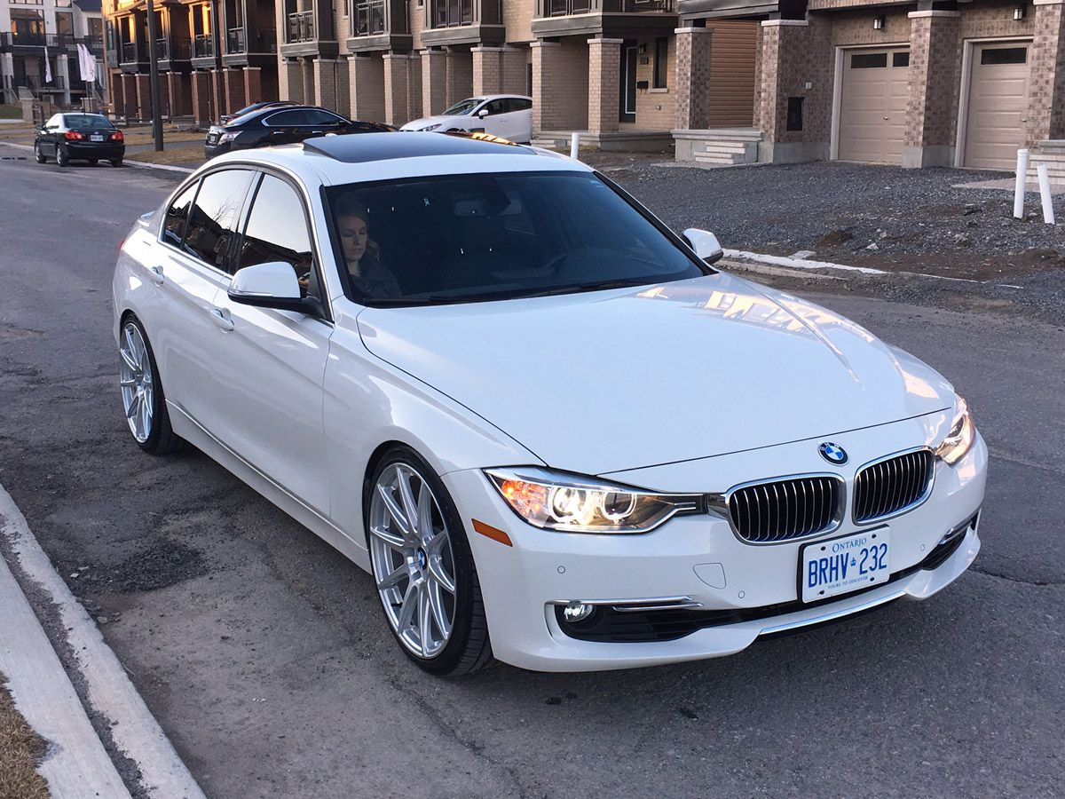 (F30) Official ALPINE WHITE F30 Photo Thread Page 37