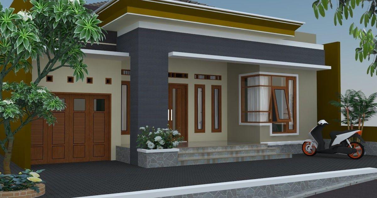 107 Gambar Rumah Minimalis Sederhana Di Desa Gambar Desain Rumah Idaman Sederhana Di Desa Desain Rumah Minimalis Di 2020 Rumah Minimalis Desain Rumah Rumah Pedesaan