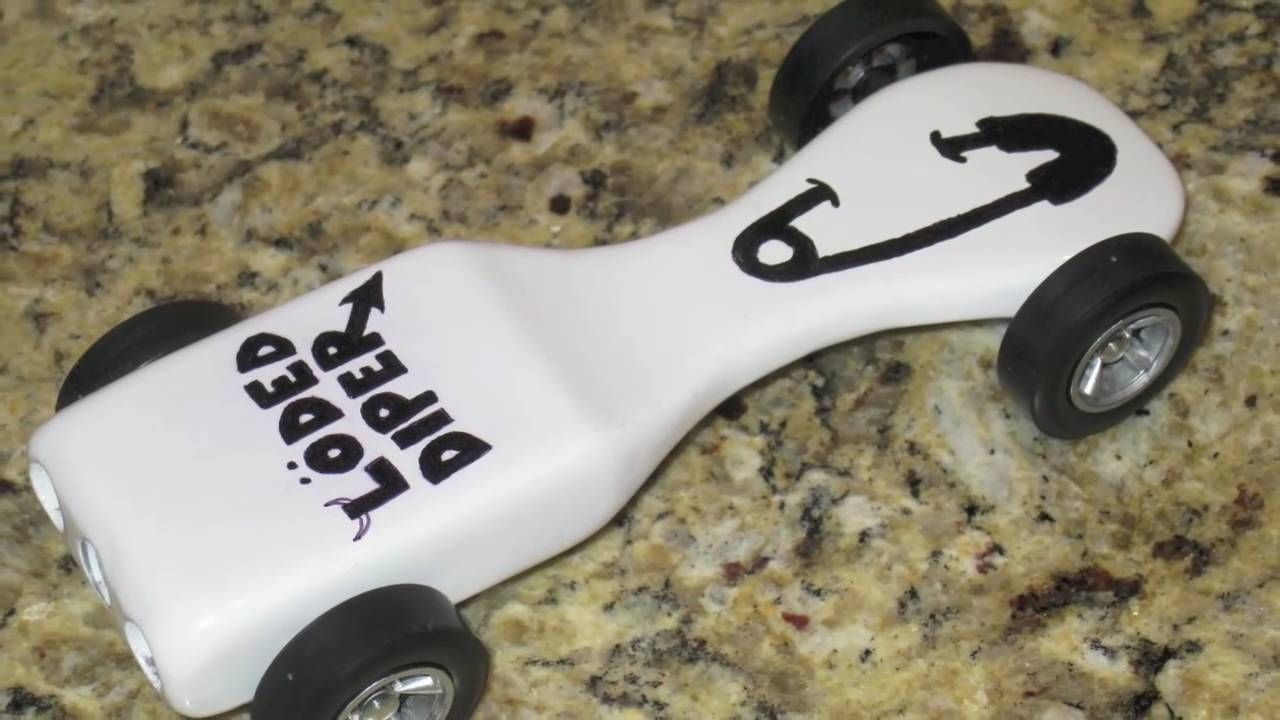 Loded Diper, Diary of a Wimpy Kid Pinewood Derby | My Boys | Pinterest