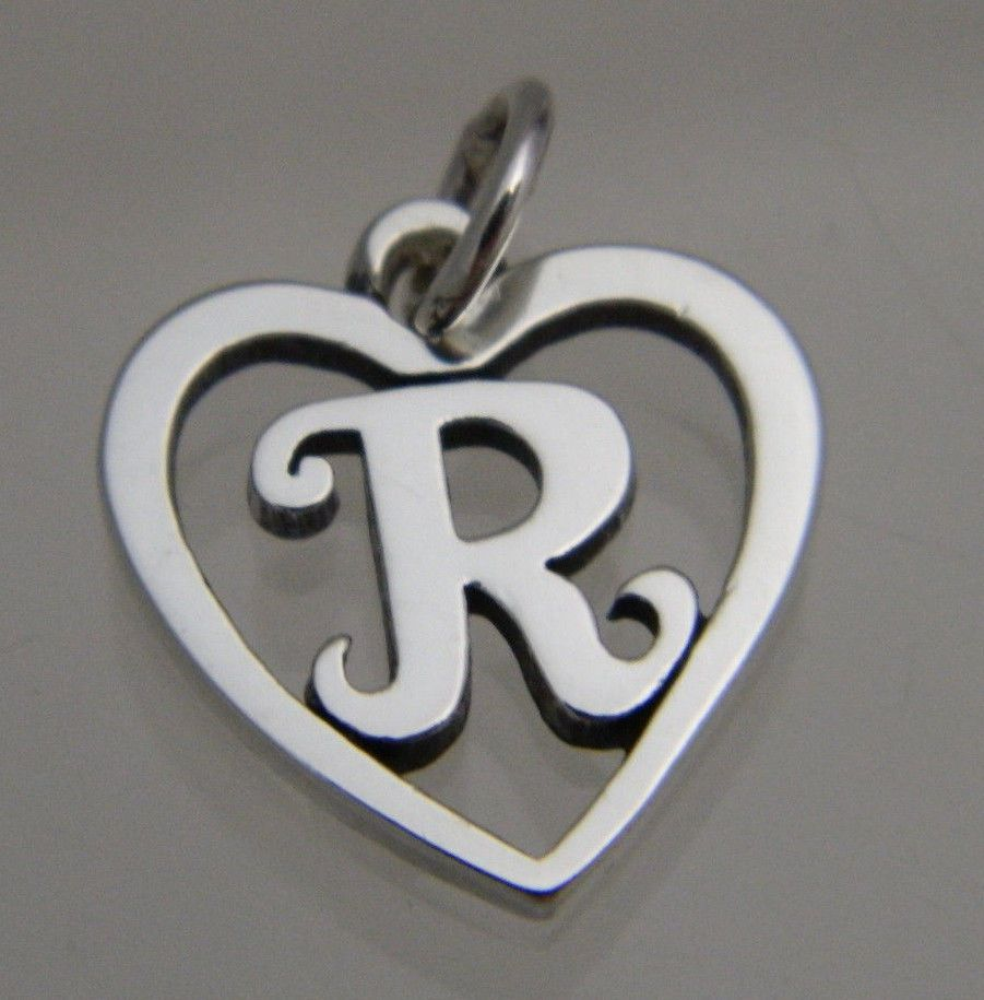 james avery sterling silver 925 retired heart initial With james avery letter d charm