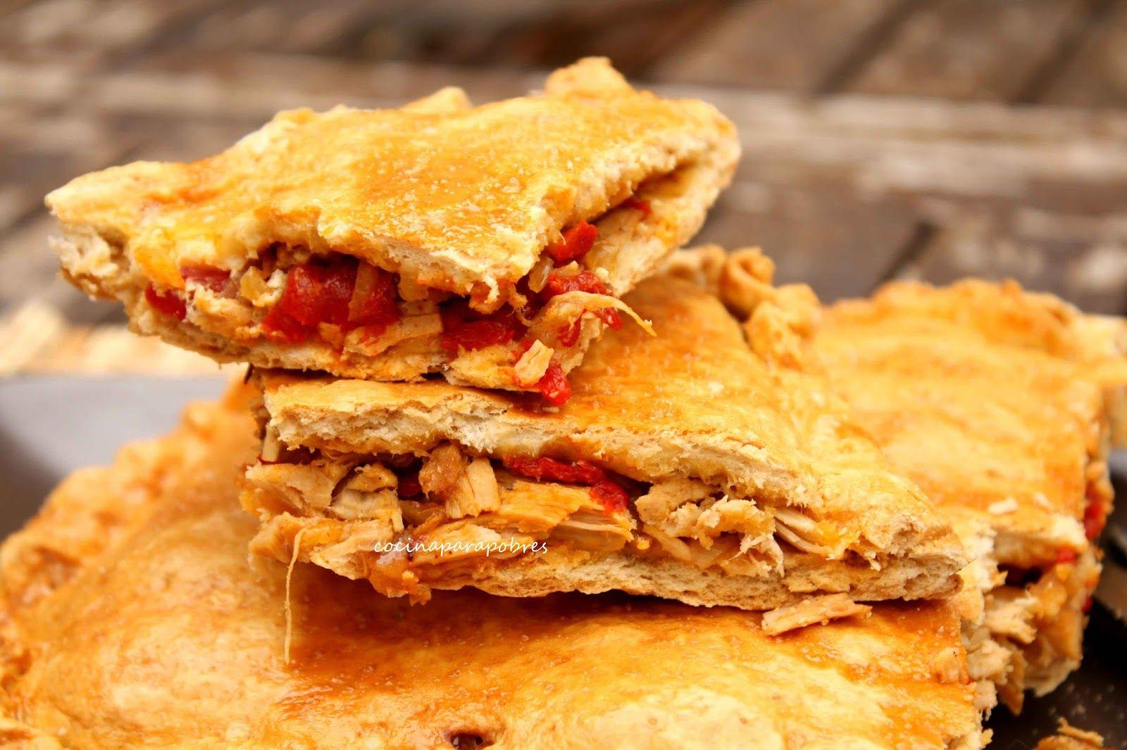 Cocina para pobres: Empanada gallega de lomo