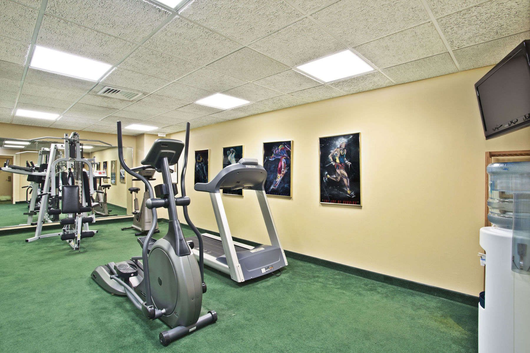 Health club at Baymont Inn & Suites Knoxville/Cedar Bluff in Knoxville, Tennessee