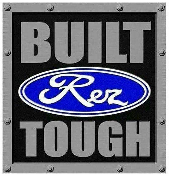Built Rez Tough Built Ford Tough American Indian Quotes Native American Humor