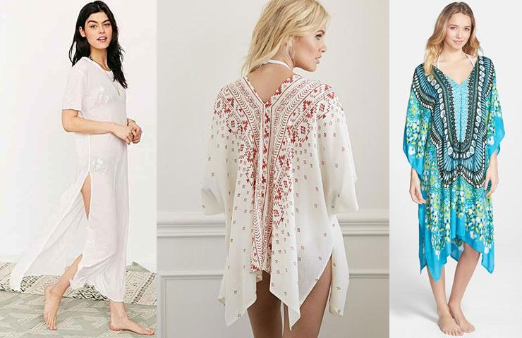 Best Beach Cover-Ups and Kaftans for 2015