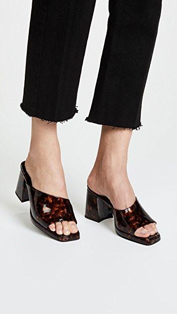bf7de406737 Jeffrey Campbell Suzuci Block Heel Sandals