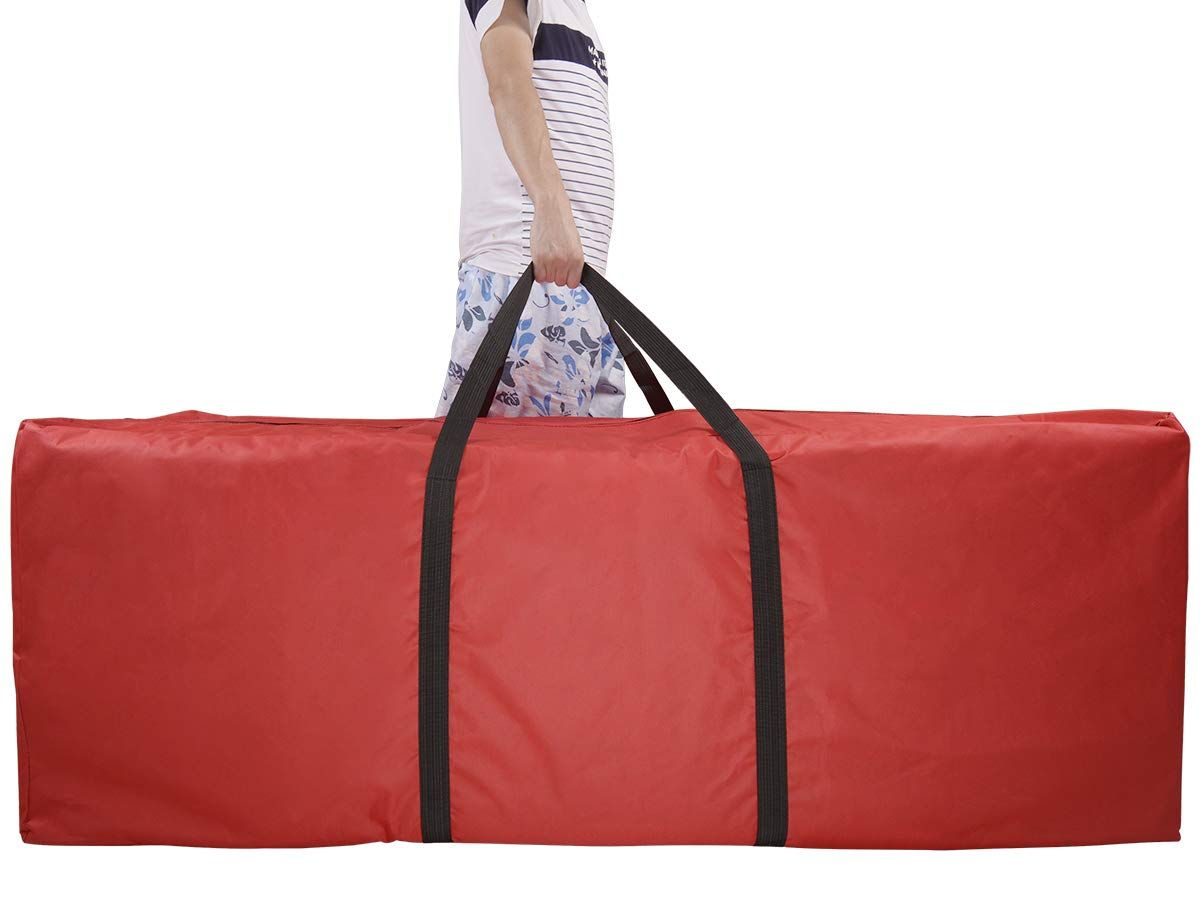Liebsup Christmas Tree Storage Bag With Sleek Zipper Artificial Up To 7 Christmas Tree Storage Co Christmas Tree Storage Bag Bag Storage Christmas Tree Storage