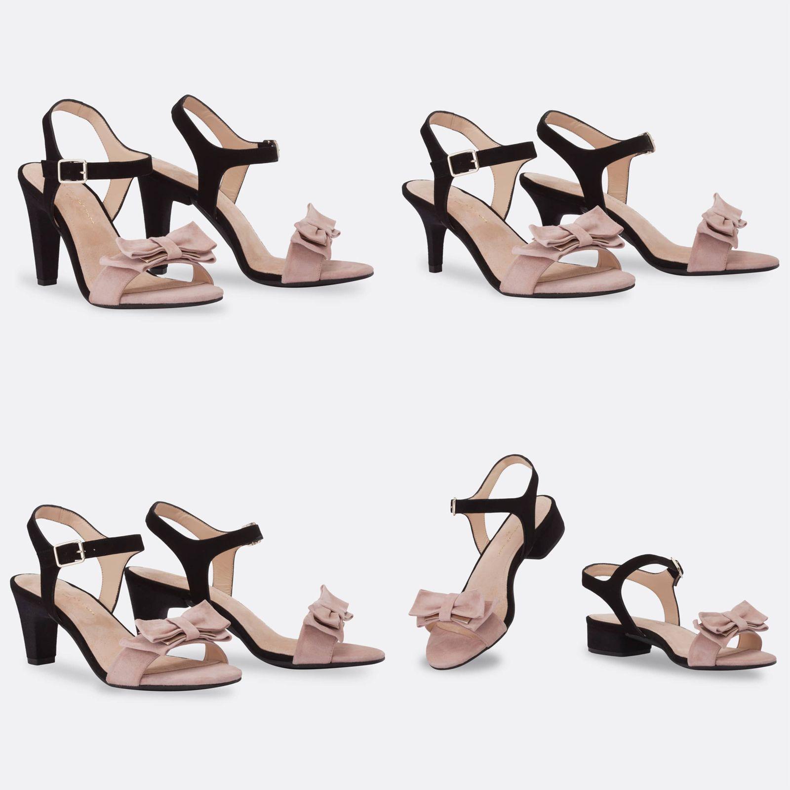 Fashion is Magic  prova le scarpe con il tacco intercambiabile-  CosmopolitanIT 3819f6d540f