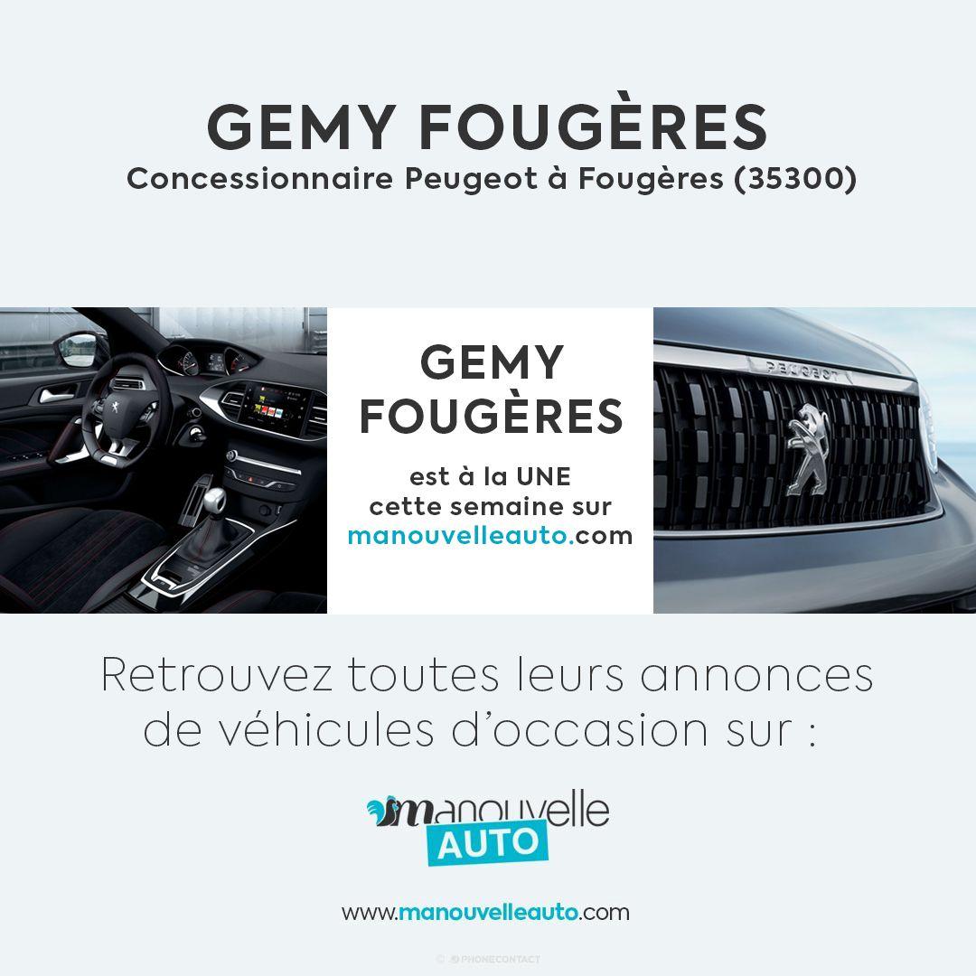 Bienvenue Gemy Fougeres Ma Nouvelle Auto Peugeot Pinterest  # Muebles Peugeot Boxer
