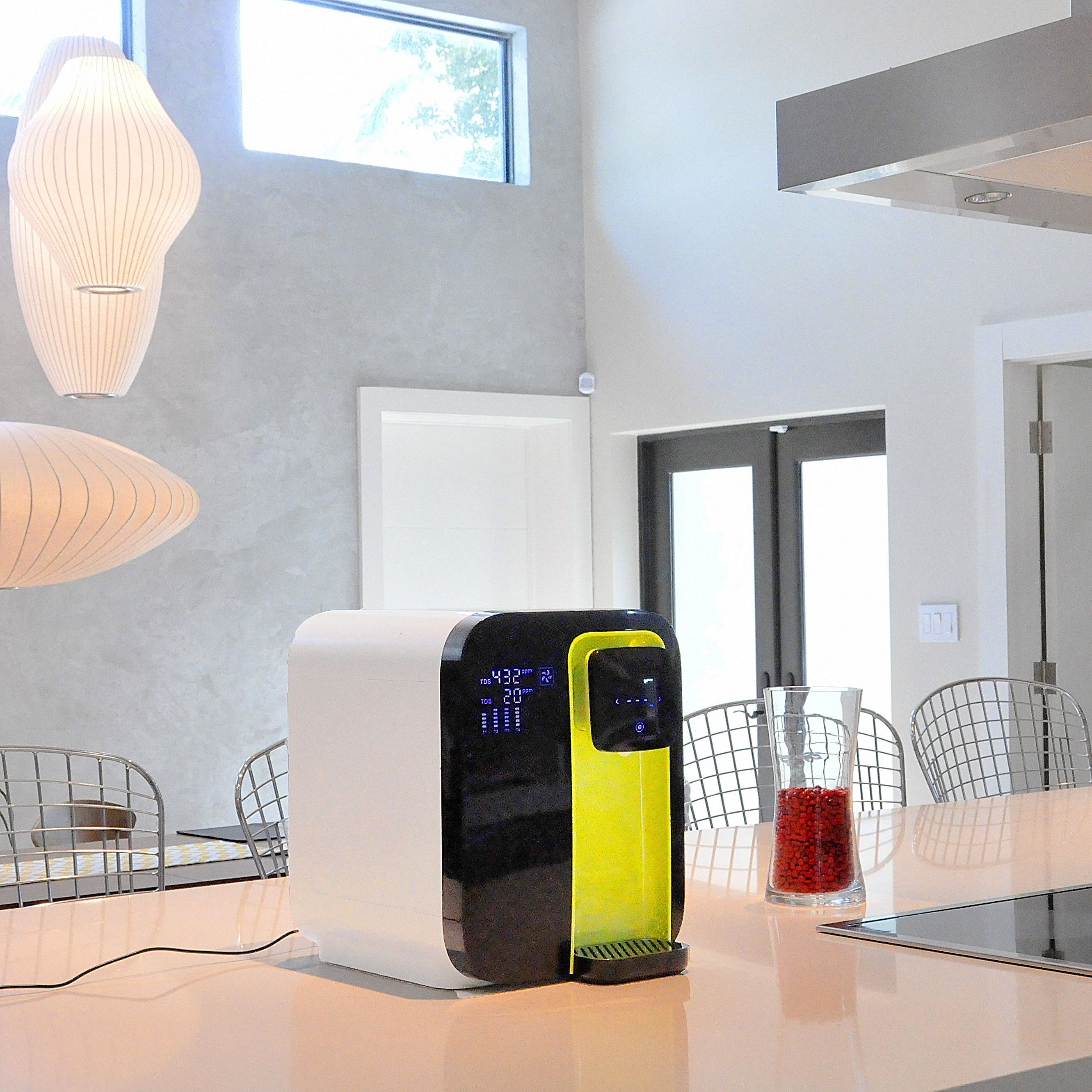 Amazing RO Water Purifier just sit on your kitchen. Just love love ...