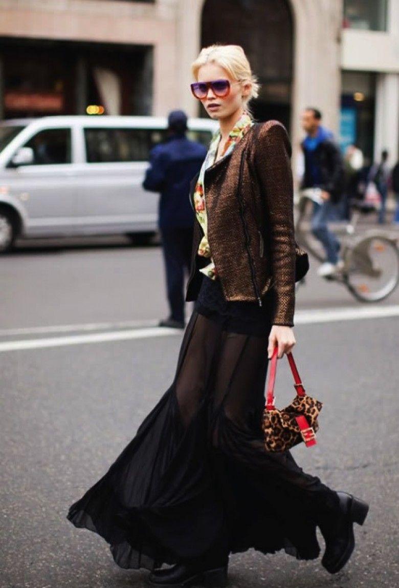 8cb7513c3a4 Comment porter la robe longue en hiver   - Les Éclaireuses