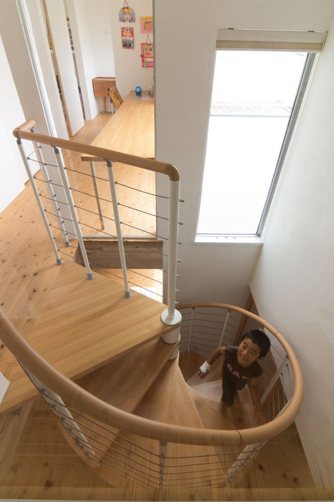 Best Fontanot Staircase In A Japanese Home Japanese House Home 400 x 300