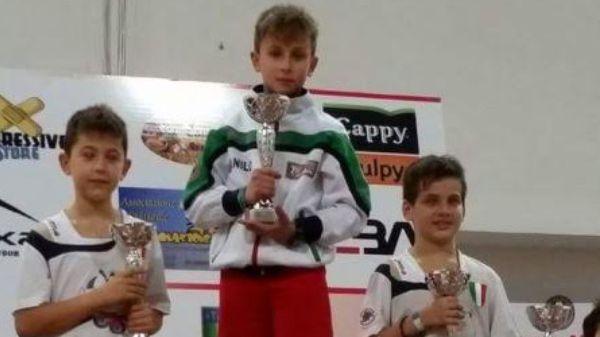 Danilo Misuraca campione italiano di Pattinaggio Freestyle - Il piccolo talento rossanese, della scuderia Byz Skating, fa la storia di questa disciplina  - http://www.ilcirotano.it/2016/10/21/danilo-misuraca-campione-italiano-di-pattinaggio-freestyle/