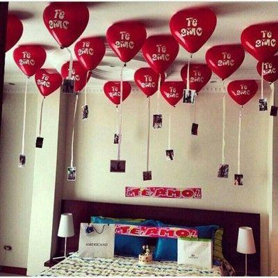 detalles romanticos para tu novio