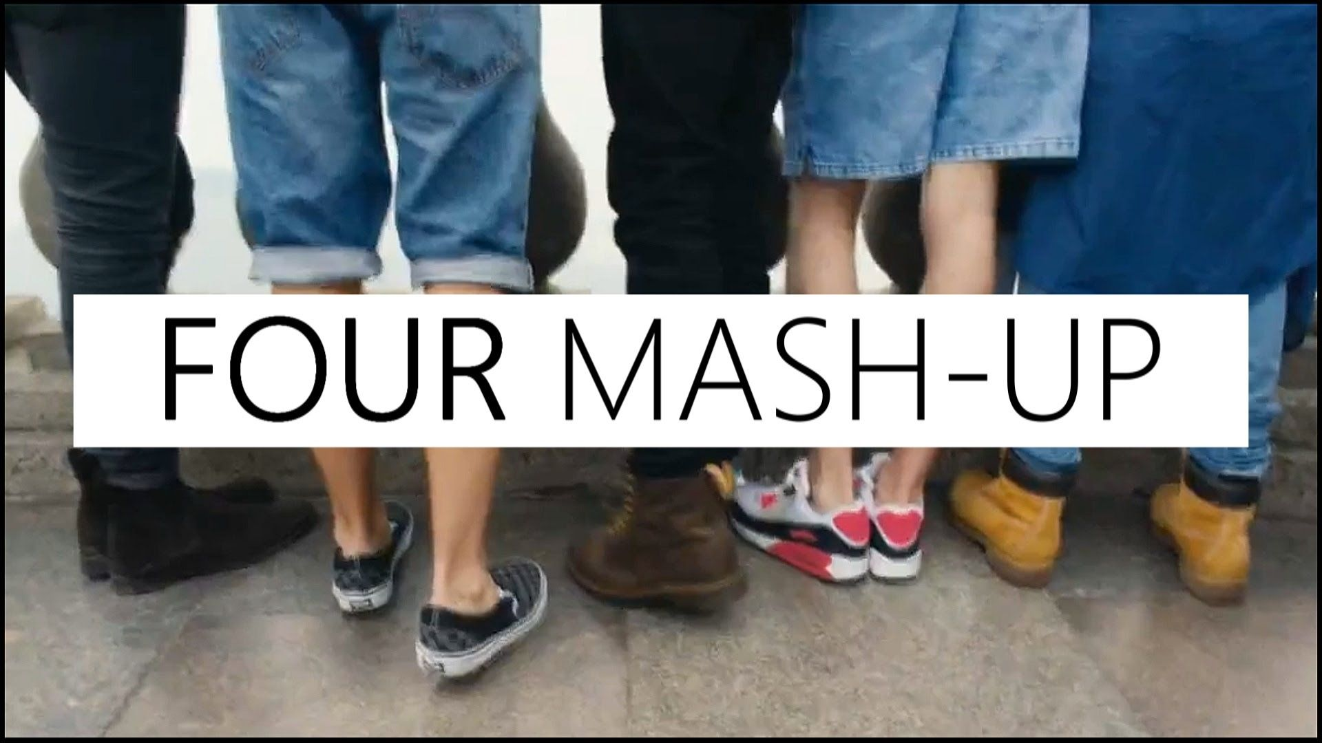 FOUR MASHUP One Direction One direction youtube, One