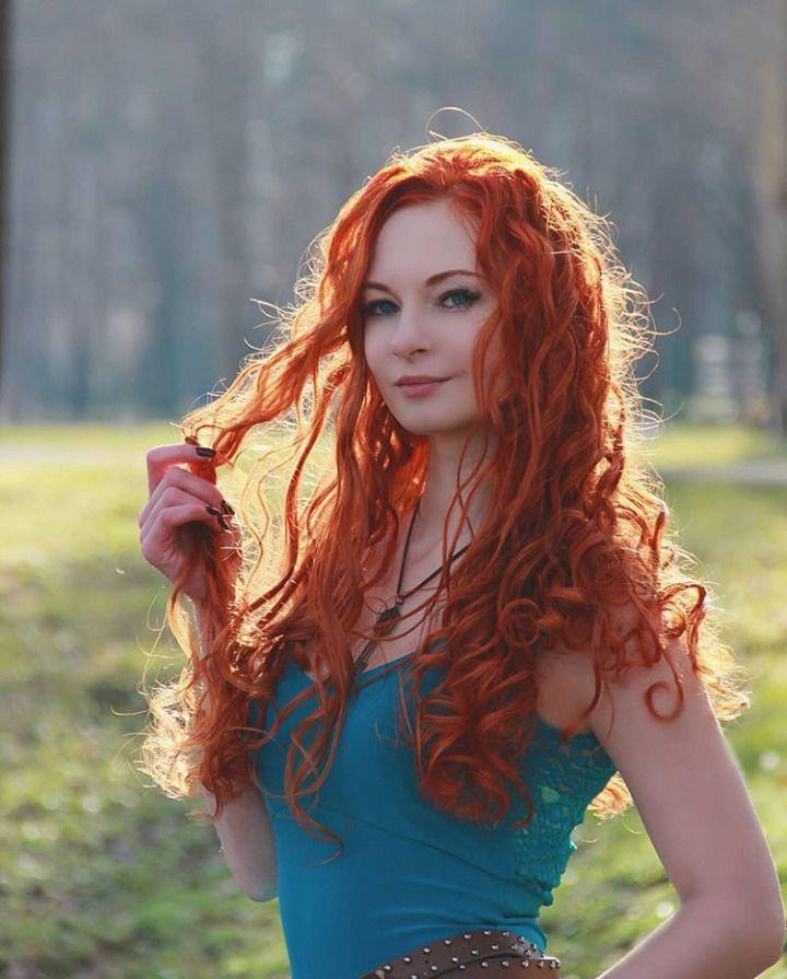 Rascal pick - Strawberry Blonde - Beautiful Long Hair ...