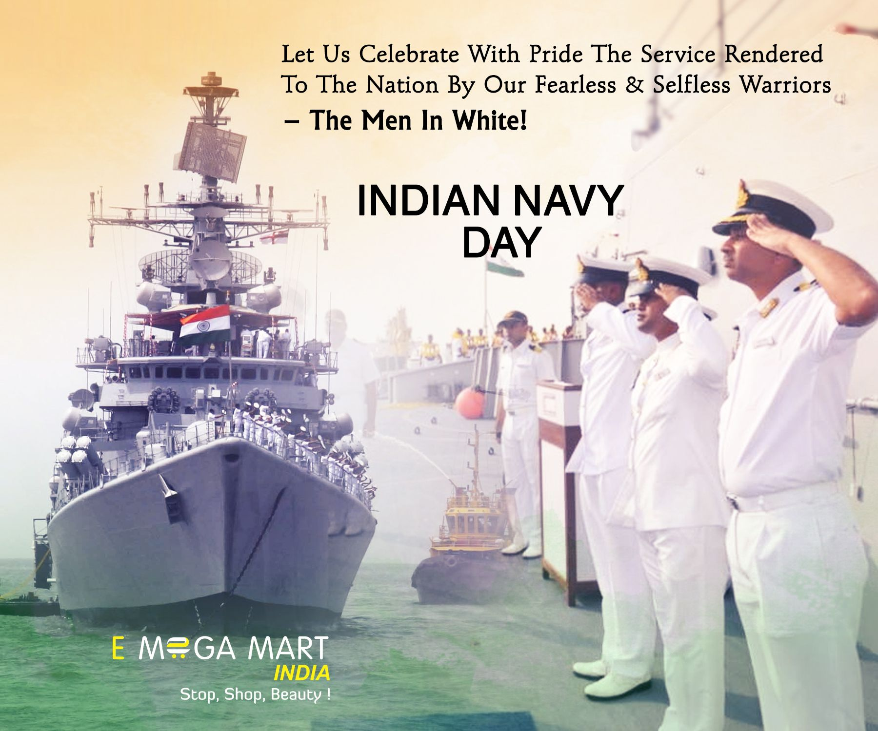 4th Dec Indian Navy Day Indian Navy Day Navy Day Navy Quotes