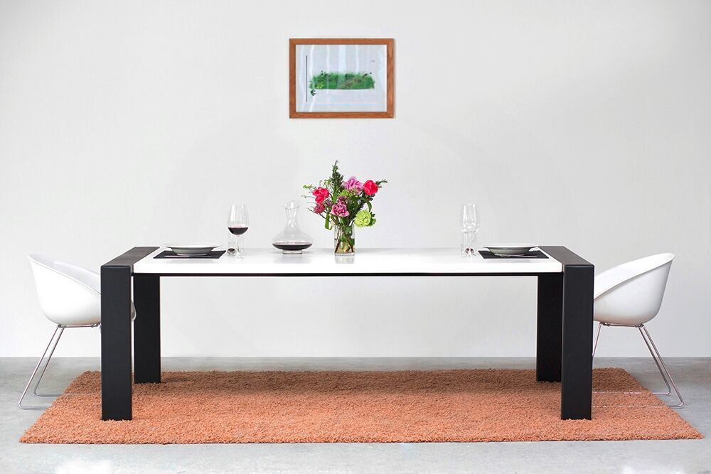 Your new dining table will garner amazed looks of