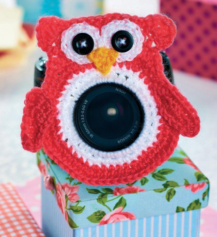 Crochet camera lens toy #crochetcamera Crochet camera lens toy #crochetcamera