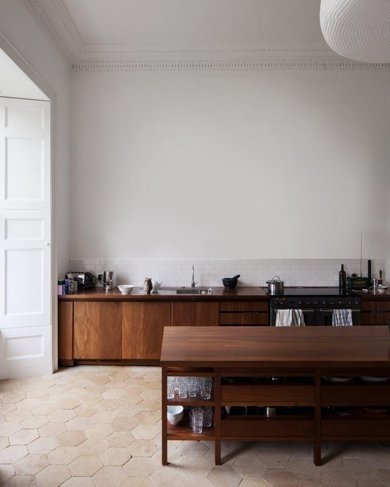 Most Popular Kitchen Flooring: The World's Most Beautiful Kitchen Floors