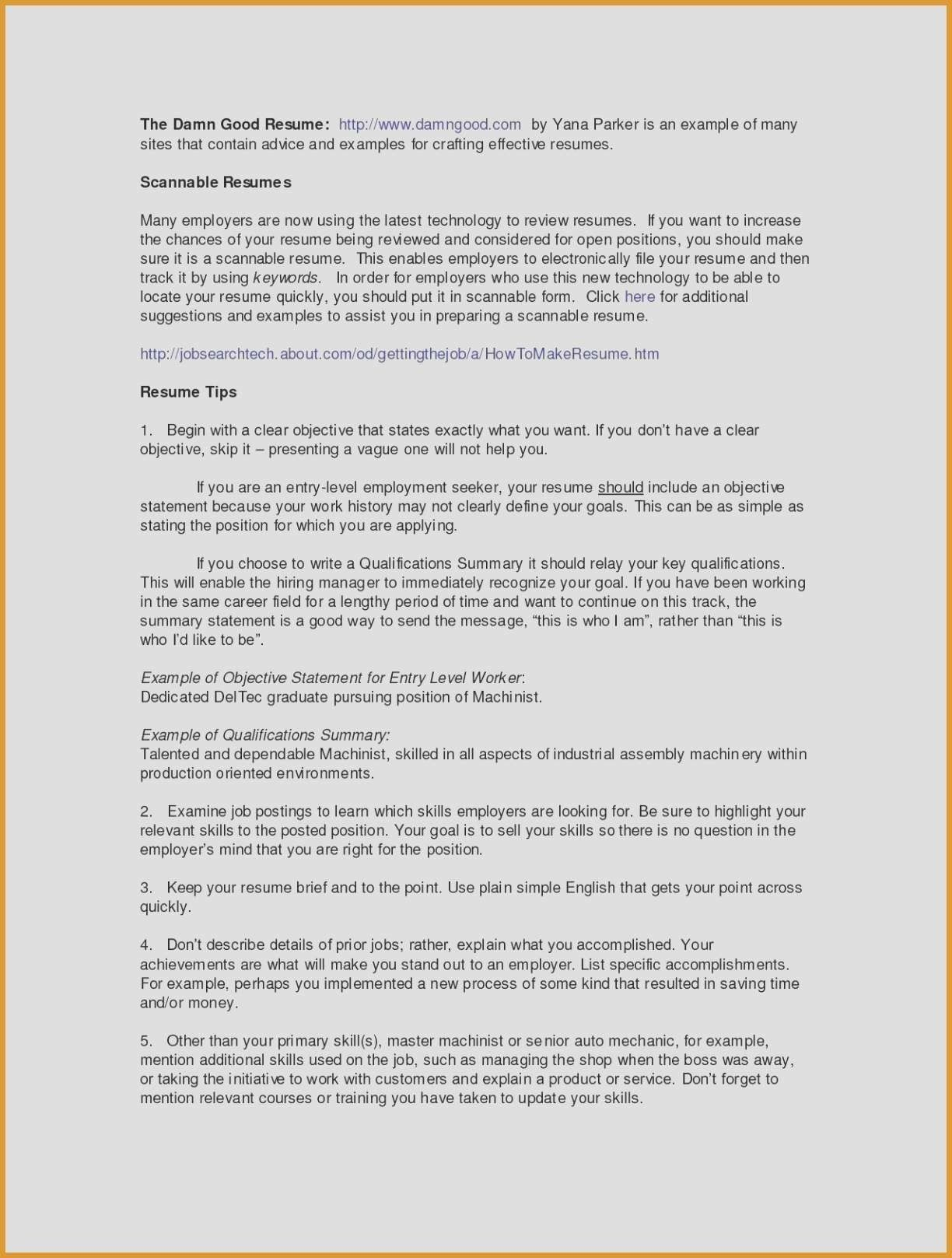 Resume Objectives For Customer Service Resume Objective For Career