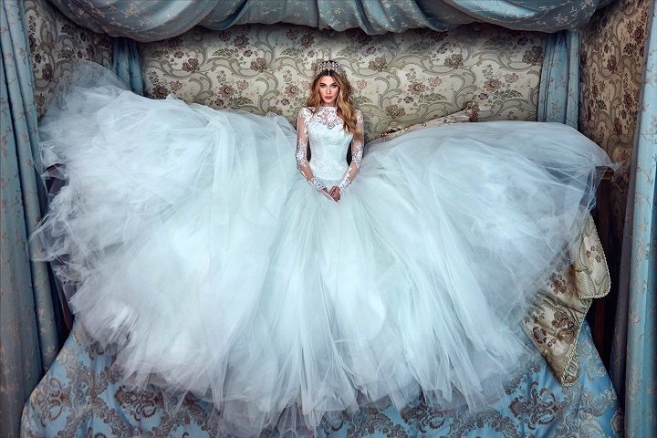 Galia Lahav Le Secret Royal #ballgown #princess #weddingdress #ballgownwedding #weddinggowns
