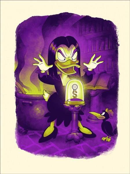 Mondo's Duck Tales
