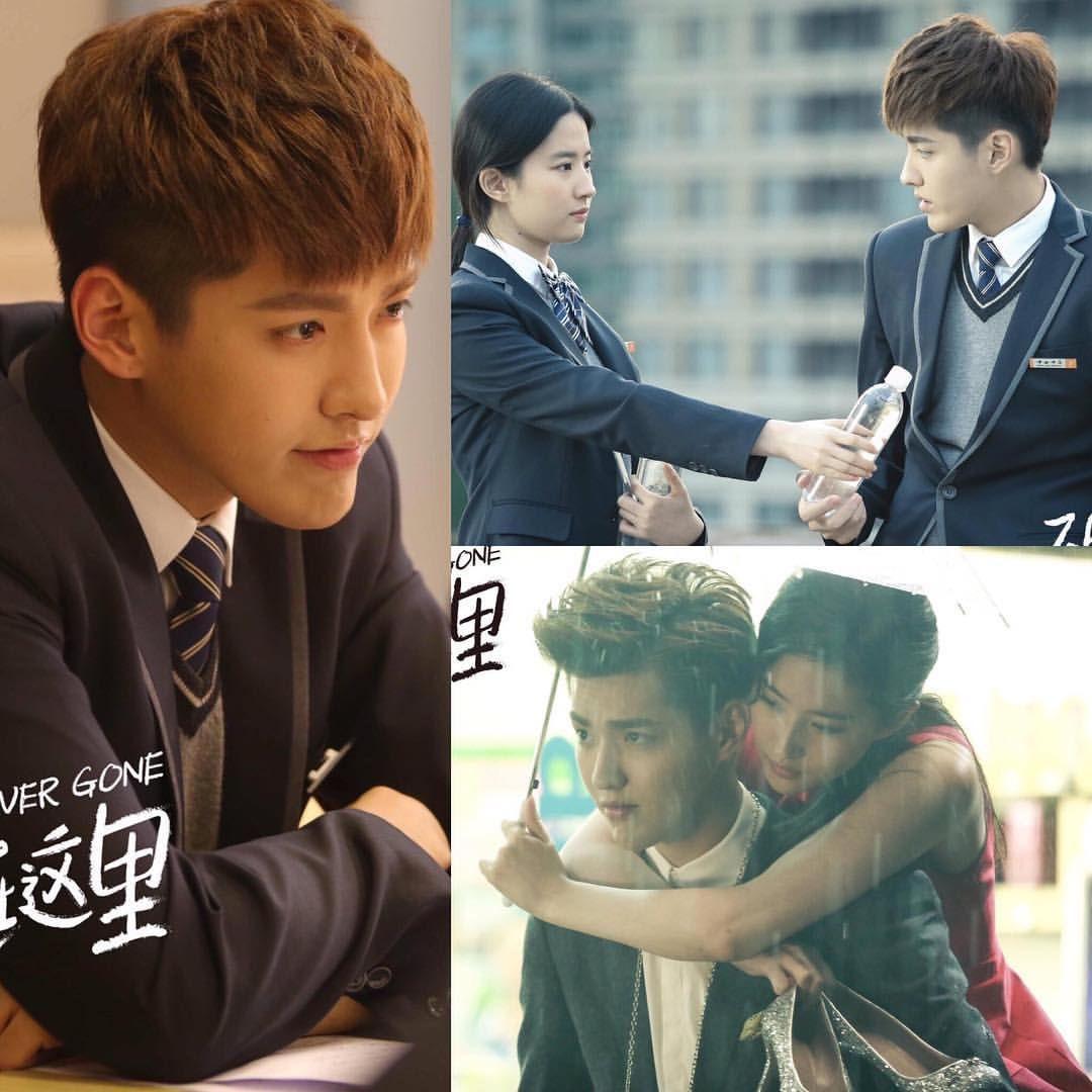 Never Gone movie | Kris wu, Best love stories