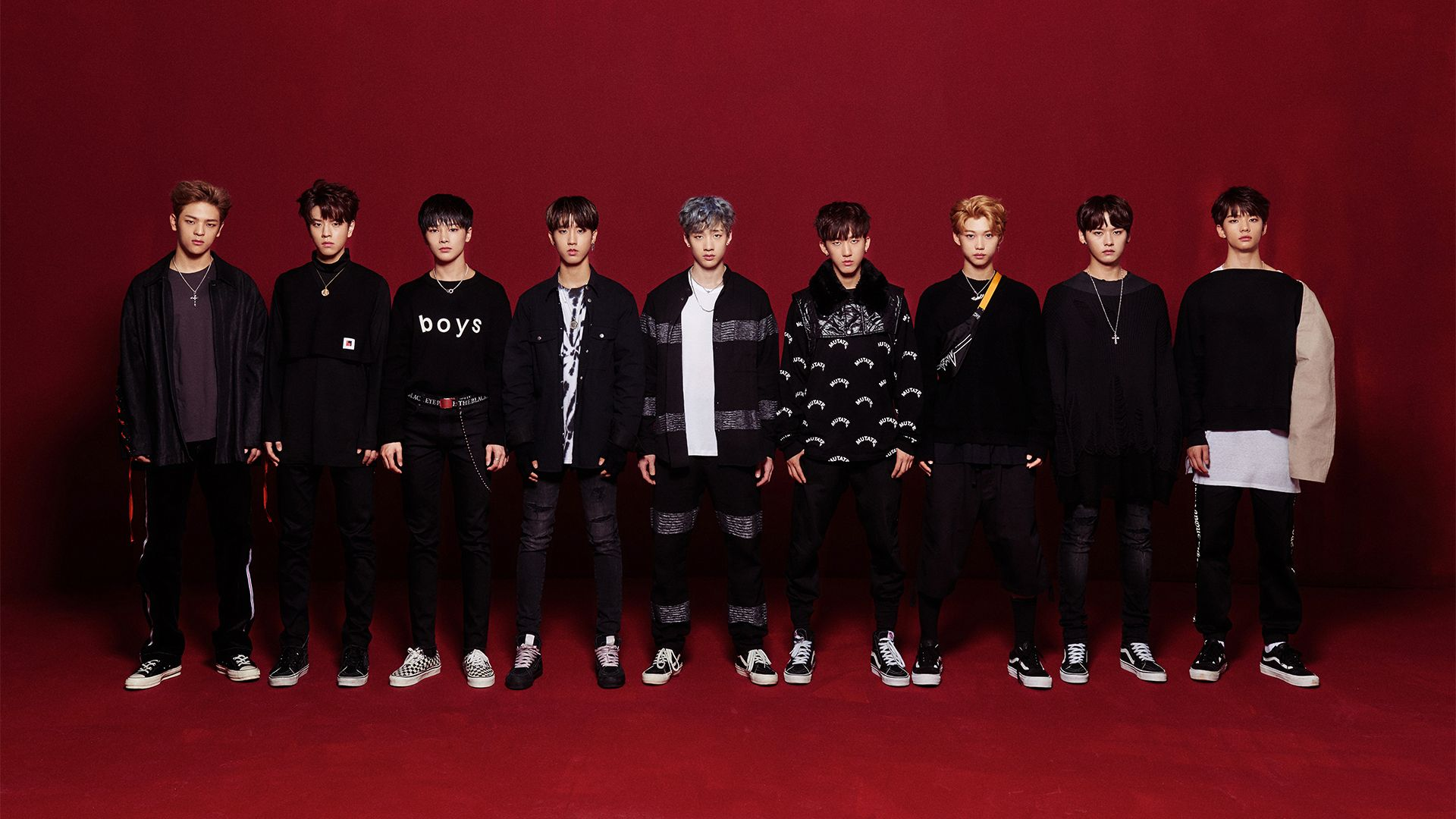 Desktop Wallpaper Stray Kids 스트레이키즈